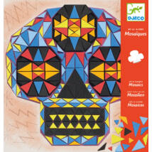 Mozaikkép készítés - Koponyák - John doe- DJECO