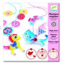 Magic plastic figura készítés - Cica és Póni - The Kitten and the Pony- DJECO