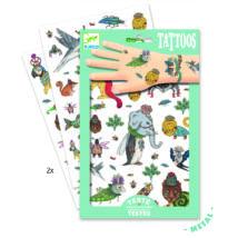 Tetováló matricák - Állati keverékek - Beasties- DJECO