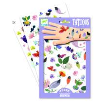 Tetováló matricák - Levegőben - In flight- DJECO
