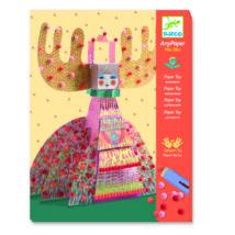 Papírszobor műhely - Boldog kisasszony - Miss Bliss- DJECO