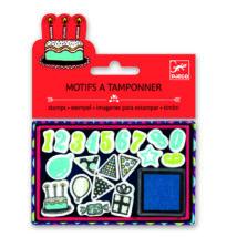 Mini nyomda - Szülinap - Birthday- DJECO