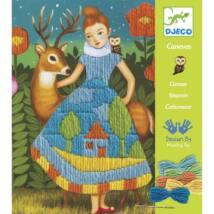 Himzés - Drop stitch, Dress- DJECO