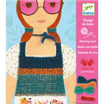 Varrás és hímzés - Rózsaszín szemüvegen át - Rose-coloured glasses- DJECO