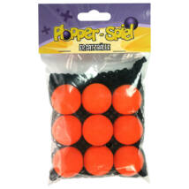 Plopper golyók - Narancs Célbalövő játék