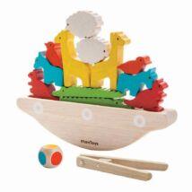 Egyensúlyozó - hajó Plan Toys
