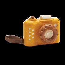 Első fényképezőgépem – öko fa játékfényképező – Tavasz