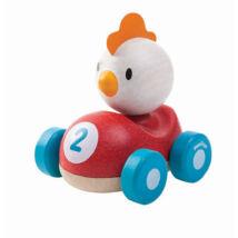 Csirkés versenyző Plan Toys