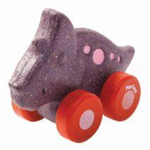 Trio - Dino autó Plan Toys