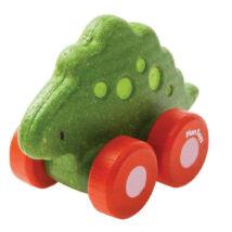 Stego - Dino autó Plan Toys