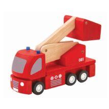 Tűzoltóautó mini Plan Toys