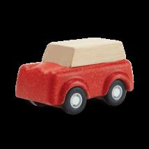 Autó – Piros