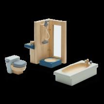 Babaházba - Fürdőszoba kiegészítő – Tavasz