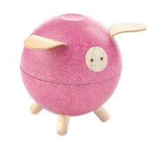 Malacpersely - Pink Plan Toys