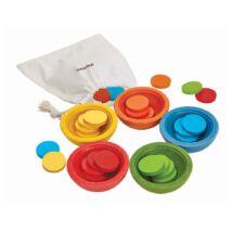 Tál és érme Plan Toys