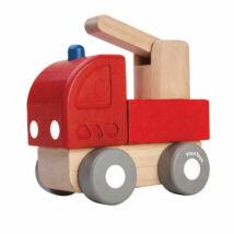 Mini tűzoltóautó Plan Toys
