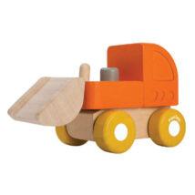 Mini buldózer Plan Toys