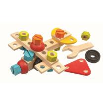 Építő szett Plan Toys