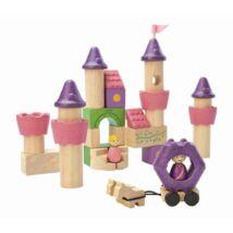 Tündérmese kastély Plan Toys