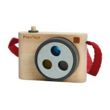 Plan Toys Színes Csavarható fényképezőgép