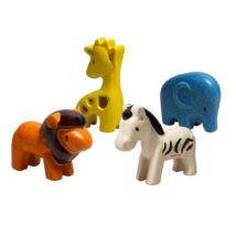 Plan Toys Vadállatok szett (4 db)