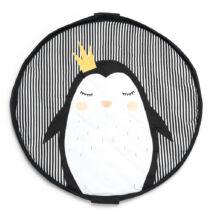 Play & Go Játék tároló zsák - Pingvin - Soft