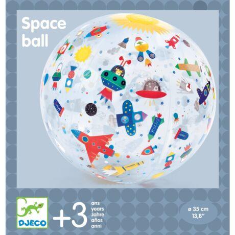Felfújható labda - Űrjárművek - Space ball