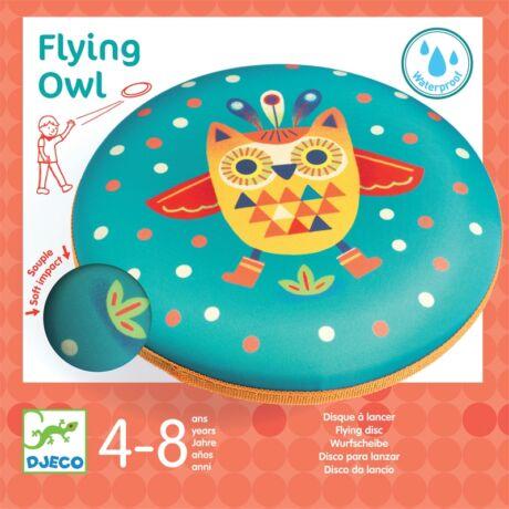 Frizbi - Baglyos - Flying Owl Djeco