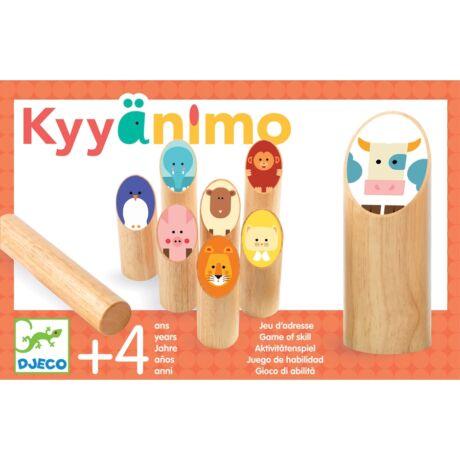 Célba dobó játék - Tiki-taka - Kyyänimo Djeco