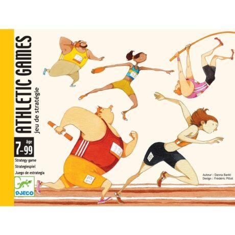 Kártyajáték - Athletic games Djeco