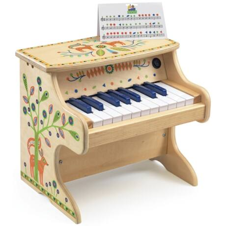 Játékhangszer - Zongora - Electronic Piano- DJECO