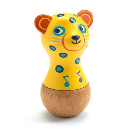 Játékhangszer - Jaguár marakas - Maracas jaguar- DJECO