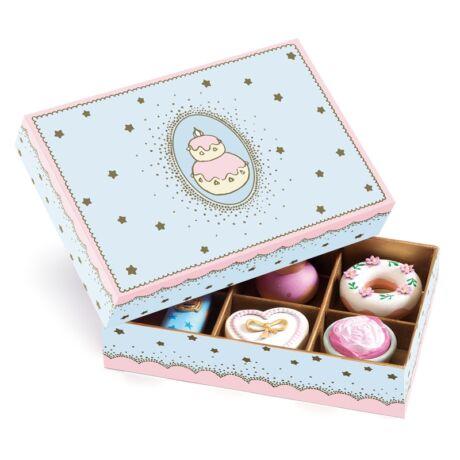 Hercegnők süteményei - Princesses' cakes- DJECO