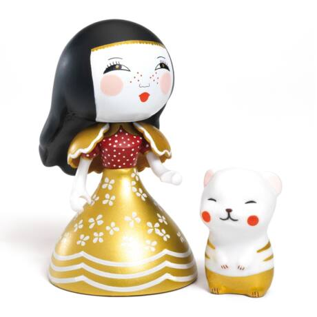 Hercegnő - Mona és Holdvilág - Mona & Moon Djeco