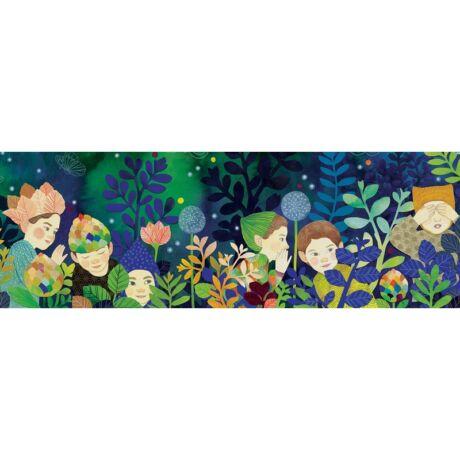 Művész puzzle - A titok, 100 db-os - Secrets- DJECO