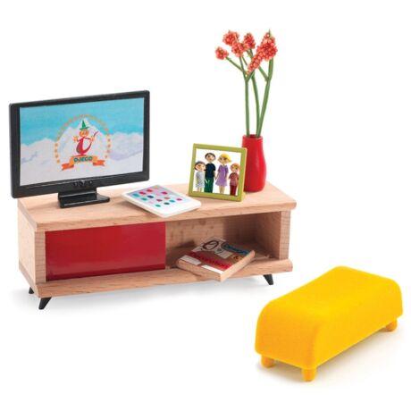 TV szoba -The TV room- DJECO