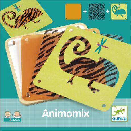 Fejlesztő játék - Valami más - Animomix- DJECO