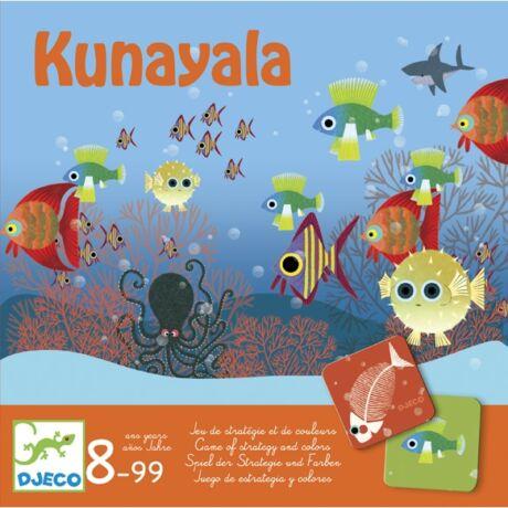 Társasjáték - Halraj - Kunayala- DJECO