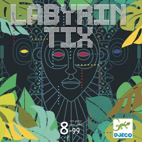 Társasjáték - Labirintus - Labyrintix- DJECO