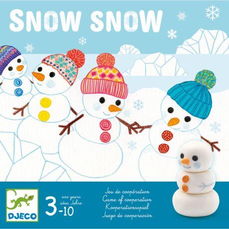 Társasjáték - Hohó - Snow Snow- DJECO