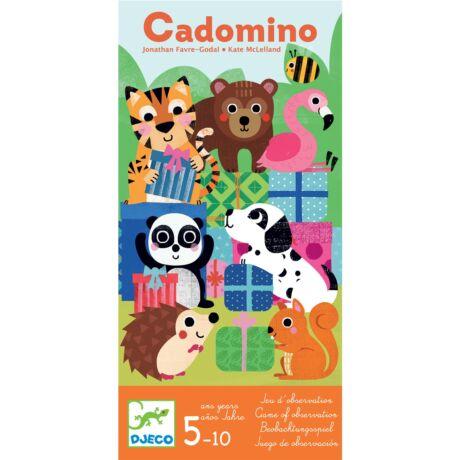 Társasjáték - Cadomino Djeco