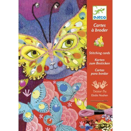 Varrás és himzés - Elegáns karnevál - Elegant carnival- DJECO