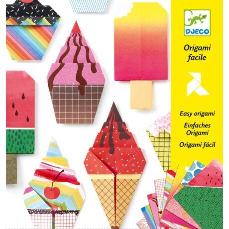 Origami - Nyalókák - Sweet Treats  Djeco Design by