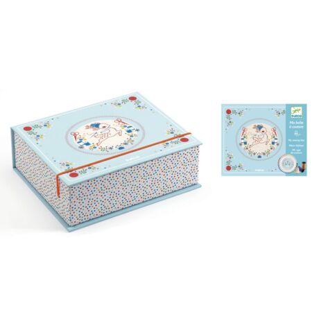 Varrókészlet - My sewing box- DJECO