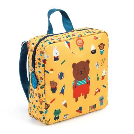 Óvodás táska - Mackó - Bear- DJECO