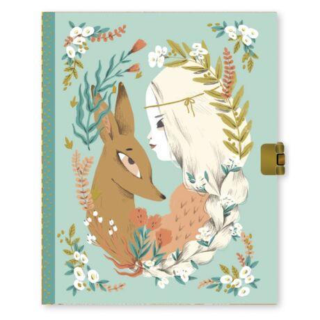 Titkos napló - Lucille secrets notebook- DJECO