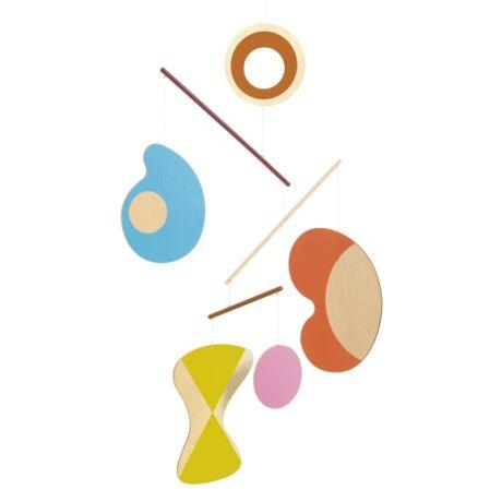 Szélmobil függődísz - Absztrakció - Abstraction- DJECO
