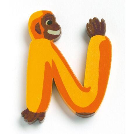 Dekorbetű - N - Animals Djeco
