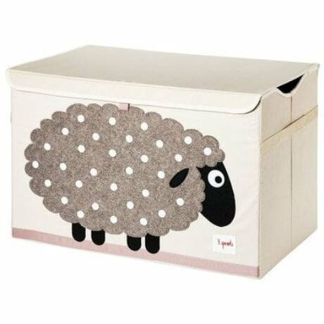 3 Sprouts játéktartó láda bárány