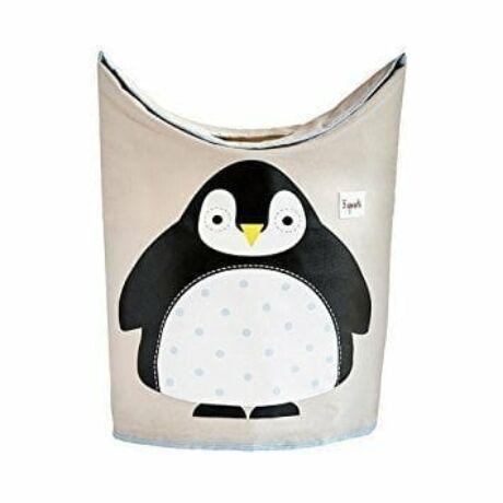 3 Sprouts szennyestartó pingvin